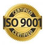 ISP 9001 Certified