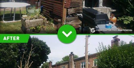 Backyard Cleanup Service NY