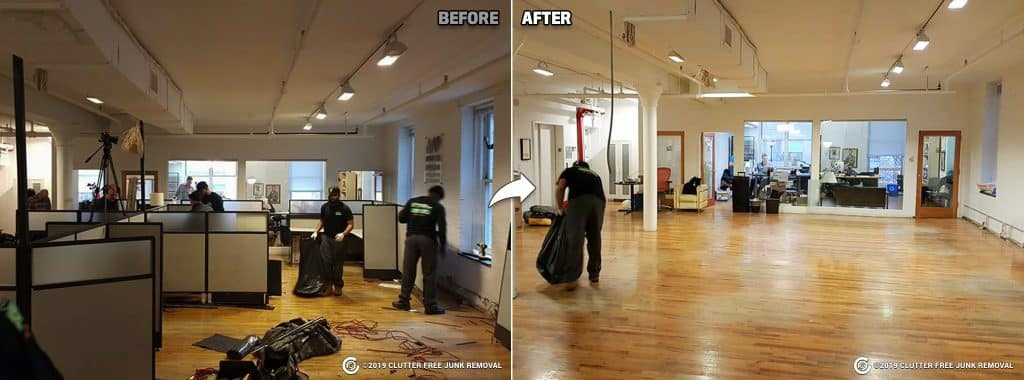 Office Suite Cleanup