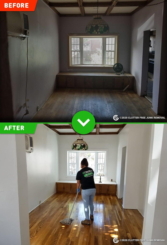 Wood Floor Repairs & Refinishing