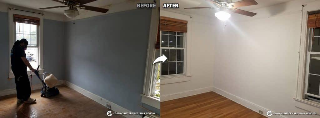 Painting & Wood Floor Refinishing