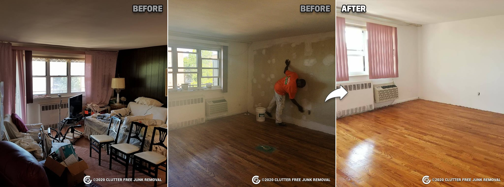 Cleanup and Home Improvement in New York, NY.
