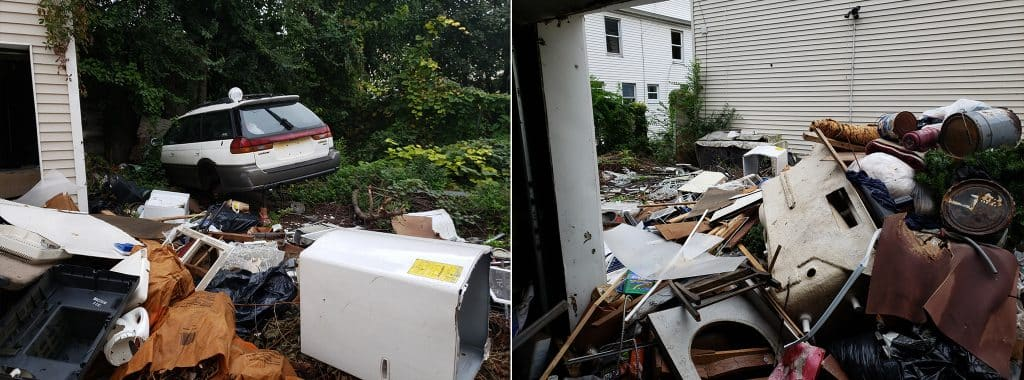 Backyard Junk Removal
