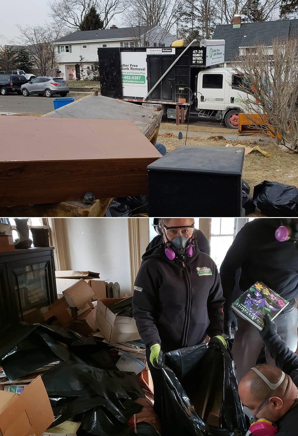 Home Cleanup - Cleanout